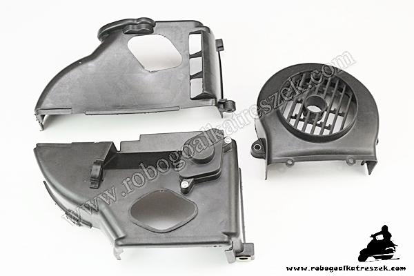 Motor hűtő burkolat 50cc-80ccm