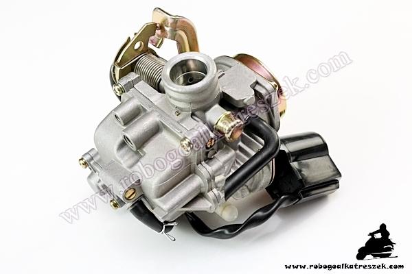 Karburátor 4T 80ccm, 4 ütemű kínai robogóhoz