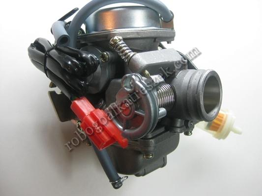 Karburátor 4T 125-150ccm, 4 ütemű kínai robogóhoz