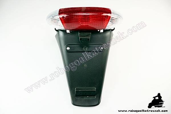 Lámpa hátsó 4 ütemű kínai robogóhoz