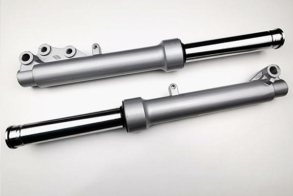 """Teleszkóp szett első 31mm 12""""-es kerekű robogóhoz"""