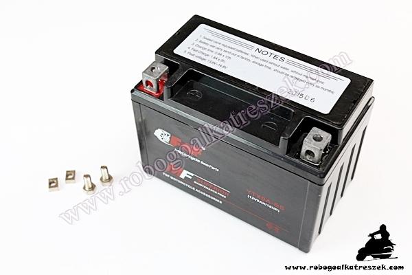 Akkumulátor 12V 9AH
