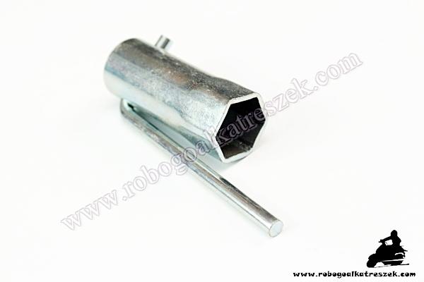 Gyertyakulcs 21mm RMS 0190