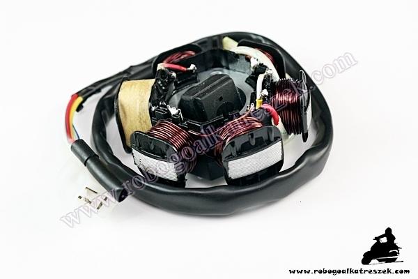 Gyújtás alaplap állórész Peugeot 6 tekercses RV-03-01-05