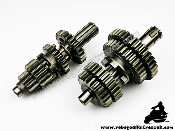Váltó fogaskerék szett 110-125ccm Dirt bike - Pitbike