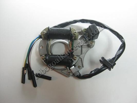 Gyújtás alaplap állórész ATV / QUAD 1.
