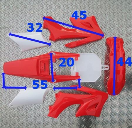 Idomszett FYDB-003B Dirt bike - Pitbike