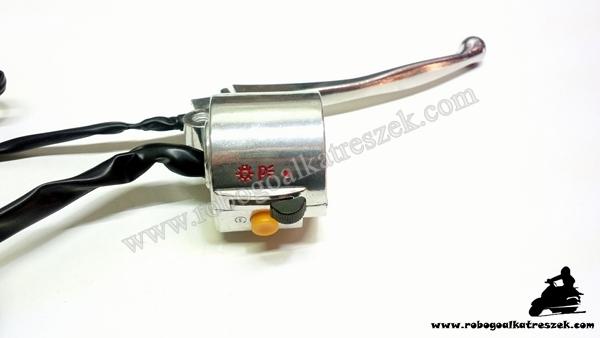 Kormánykapcsoló Moped 4T jobb oldali - 8 vezetékes RV-03-08-01