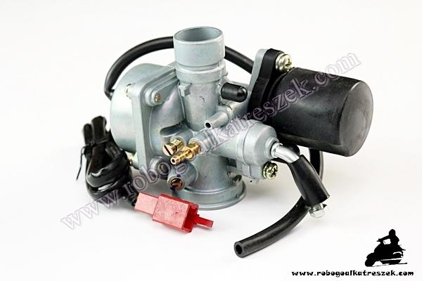 Karburátor Yamaha automata szivatós 17.5
