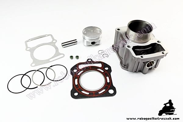 Hengerszett ATV / QUAD  250ccm CG250 67mm