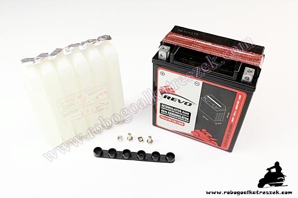 Akkumulátor 12V 14AH AGM YTX16-BS