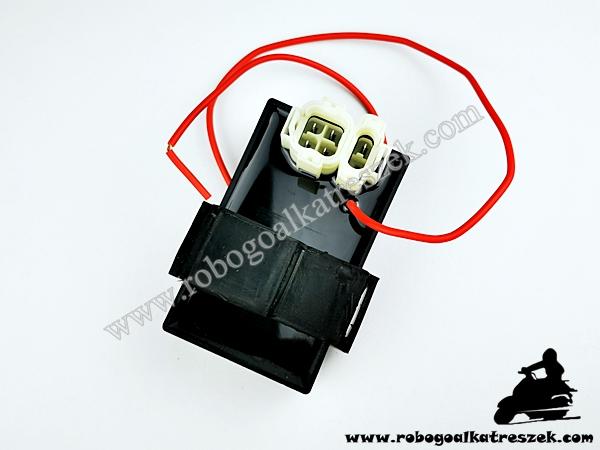 CDI 4T 125-250ccm