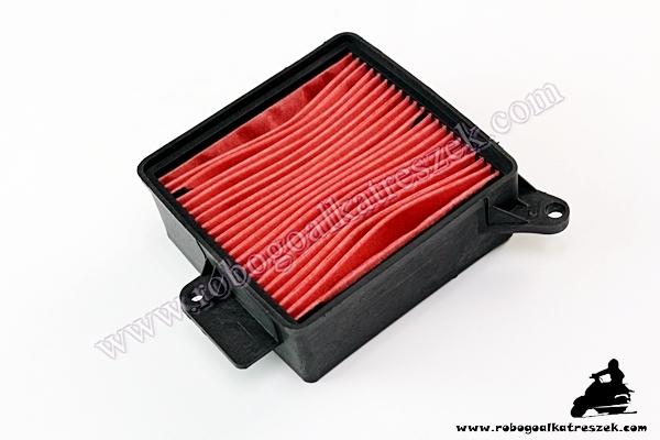 Levegőszűrő betét HFA 5002 KYMCO AGILITY 125-150ccm - </b>Nincs készleten