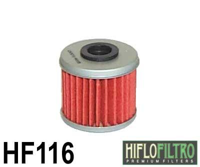 Olajszűrő HF116 HONDA / HUSQVARNA - </b>Nincs készleten