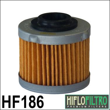 Olajszűrő HF186 APRILIA SCARABEO - </b>Nincs készleten