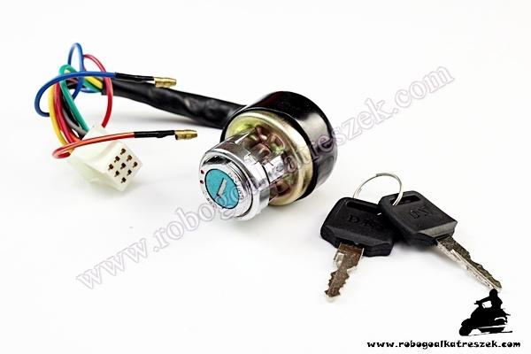 Gyújtáskapcsoló ATV / QUAD - AX100
