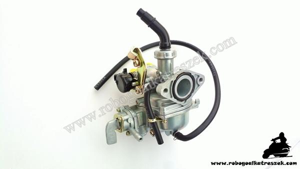 Karburátor benzincsappal ATV / QUAD PZ19J