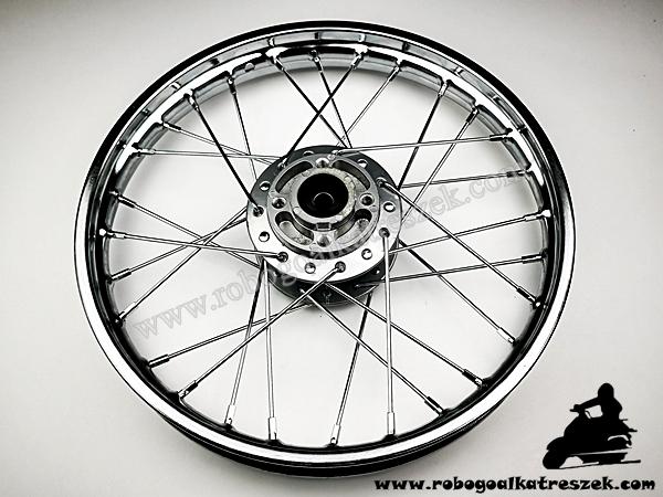 """Kerék első 14"""" 67mm Dirt Bike"""
