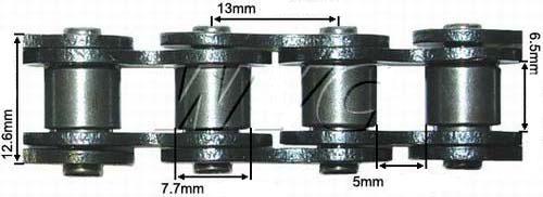 Lánc 420 61 szemes 122 csapos HDR 2 ATV / QUAD / CROSS 110-125ccm