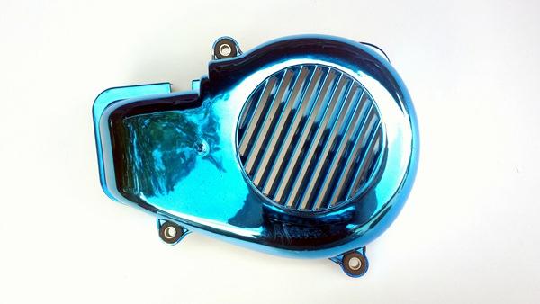 Ventillátor burkolat YAMAHA BWS kék RV-10-01-03