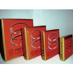 Dugattyúgyűrű szett 4T 44.00MM TWN, 4 ütemű kínai robogóhoz