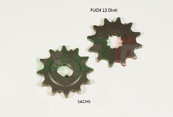Lánckerék első SACHS (válaszható 11-12-13 fogas)