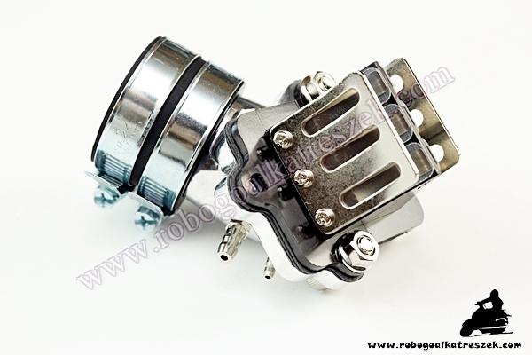 Visszacsapó szelep + szívócsonk SPORT Yamaha Minarelli TWN