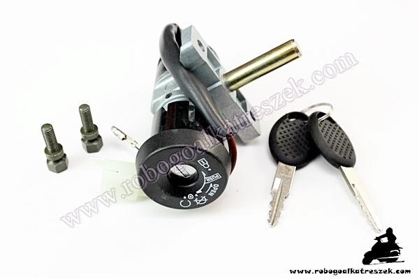 Gyújtáskapcsoló MALAGUTI F15 FIREFOX 50ccm / F18 125-150ccm  JC-03-09-19