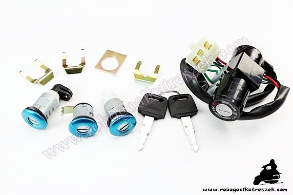 Gyújtáskapcsoló HONDA BALI 50ccm 93-98  JC-03-09-33