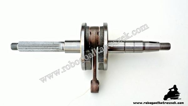Főtengely Malaguti F12 Phantom AC 50ccm 16mm AT-01-06-50