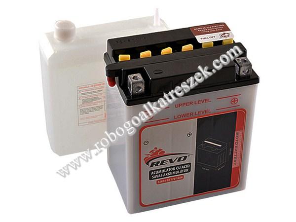 Akkumulátor 12V 14AH 12N14-3A
