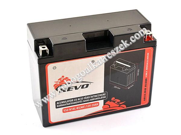 Akkumulátor 12V 20AH Y50-N18L-BS(MF)