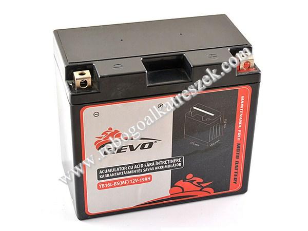 Akkumulátor 12V 19AH YB16L-BS(MF)