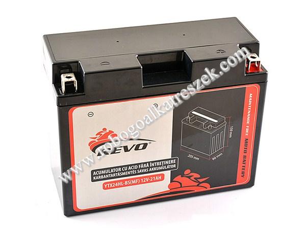 Akkumulátor 12V 21AH YTX24HL-BS(MF)