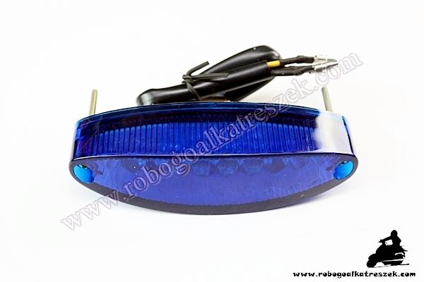 Lámpa hátsó LED-es univerzális kék RV-03-11-61