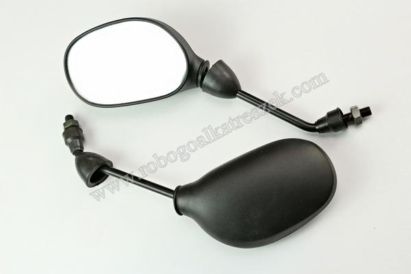Tükör hosszított szárral 10-es menettel RV-18-02-12