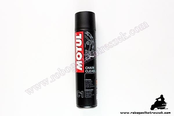 Lánc tisztitó spray MOTUL C1