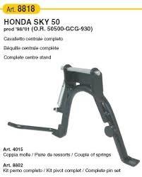 Közép sztender Honda Sky 50 Buzetti 8818