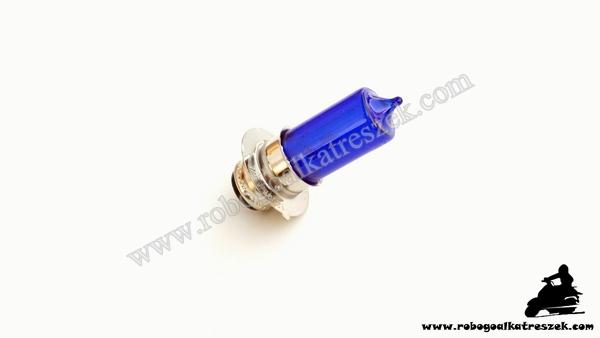 Izzó kék 12V 35/35W PX15D RV-06-02-06