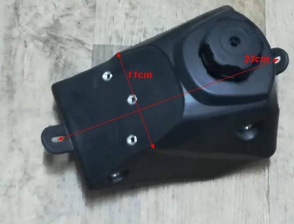 Benzintank Pocket Cross tip 2