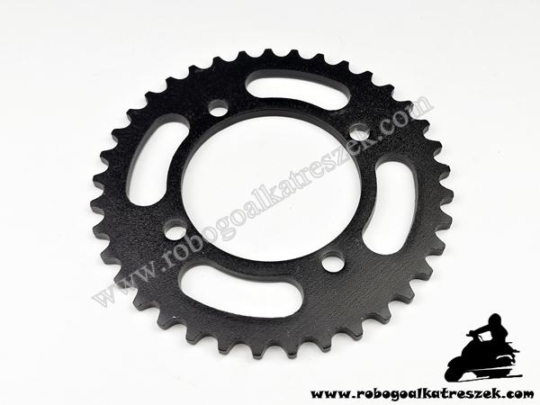 Lánckerék hátsó 420 37 fogas 6mm-es Dirt Bike tip II