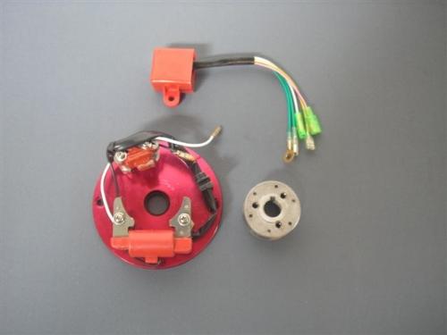 Gyújtás elektronika szett TUNING - Dirt Bike
