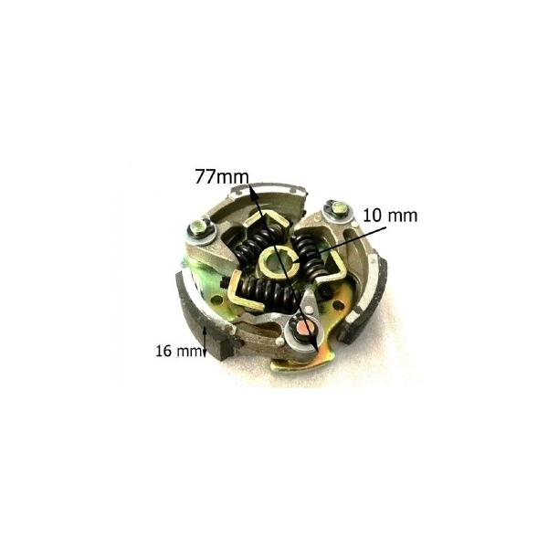 Kuplung 2 ütemű dongó motorhoz