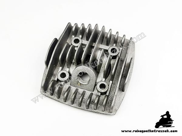 Hengerfej 50ccm, 2 ütemű dongó motorhoz