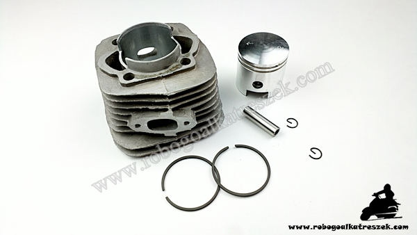 Hengerszett 47mm 70ccm / 80ccm 2 ütemű dongó motorhoz