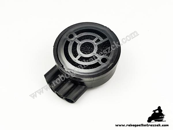 Levegőszűrő 2 ütemű dongó motorhoz