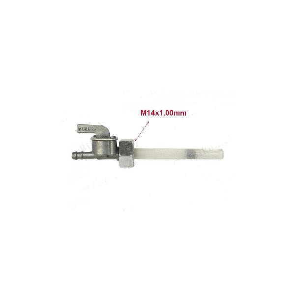 Benzincsap 14x1mm, 2 ütemű dongó motorhoz