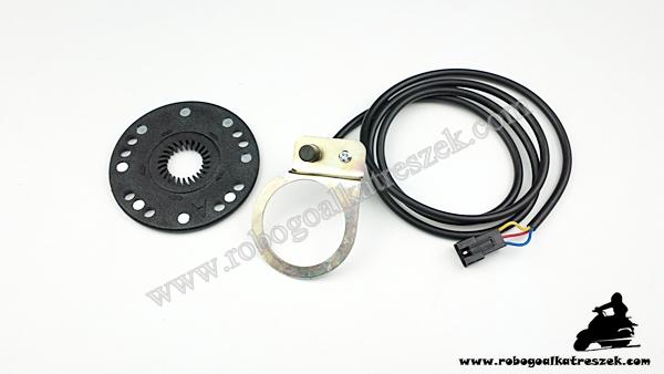 PAS szenzor 8 mágneses - elektromos kerékpárhoz