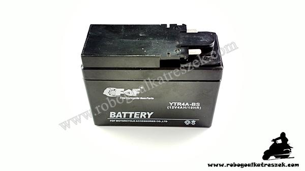 Akkumulátor 12V 4Ah YTR4A-BS