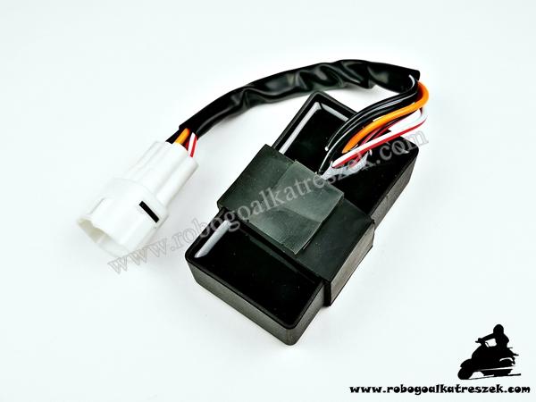 CDI ATV KYMCO MXU 250 / KXR 250 / MAXXER 250